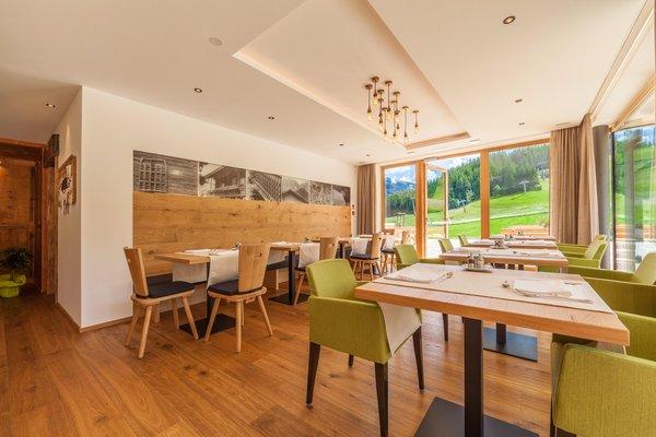 Das Restaurant Obervierschach (Innichen) JOAS natur.hotel.b&b