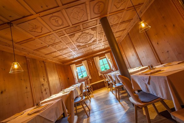 Il ristorante Versciaco (San Candido) JOAS natur.hotel.b&b