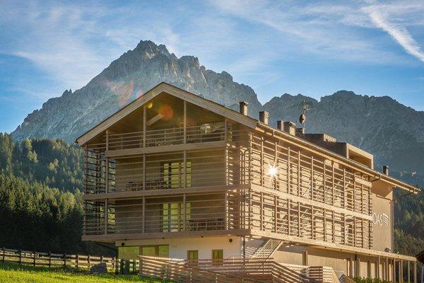 Foto estiva di presentazione JOAS natur.hotel.b&b - B&B + Appartamenti 4 stelle