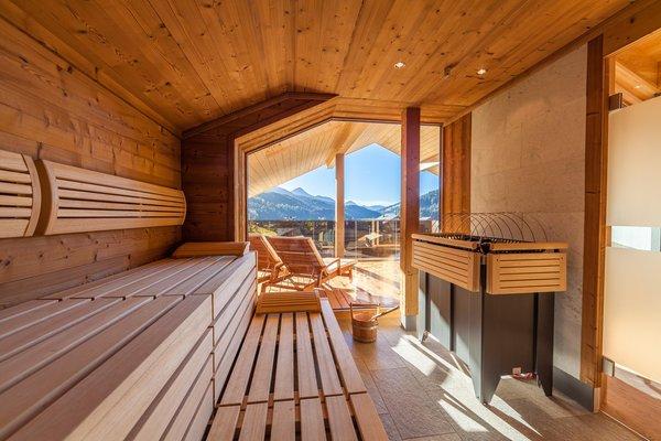 Foto der Sauna Obervierschach