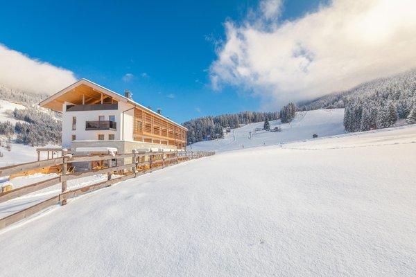 Foto invernale di presentazione JOAS natur.hotel.b&b - B&B + Appartamenti 4 stelle