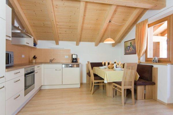 Foto della cucina Zehenthof