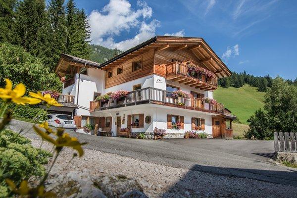 Foto estiva di presentazione Appartamenti Villa Antriprà