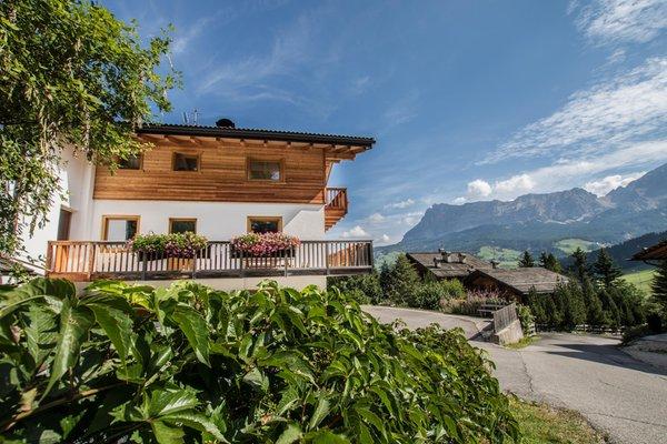 Foto esterno in estate Villa Antriprà