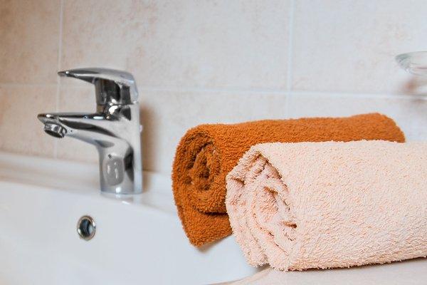 Foto del bagno Appartamenti Villa Antriprà