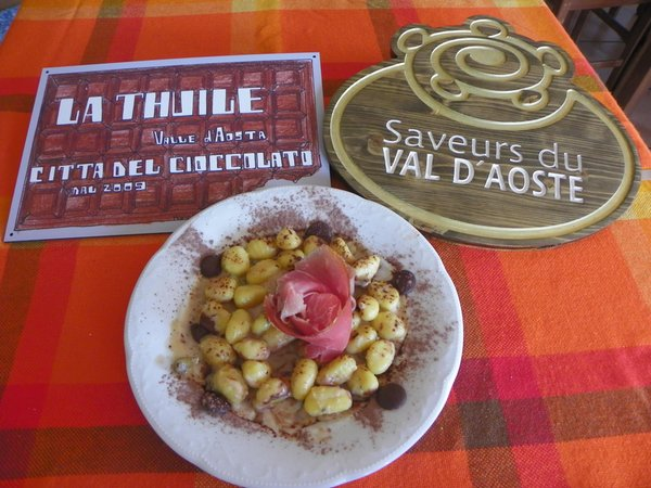 Ricette e proposte gourmet Les Granges