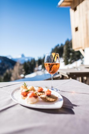 Ricette e proposte gourmet Alpine Hotel Gran Fodá