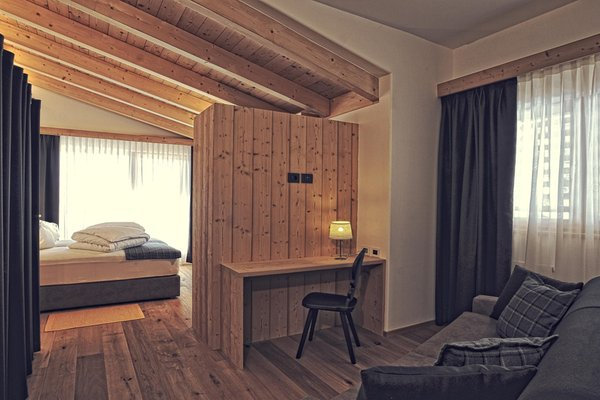 Foto della camera Alpine Hotel Gran Fodá