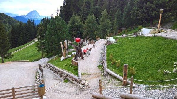 Foto del giardino Passo Furcia (San Vigilio di Marebbe)