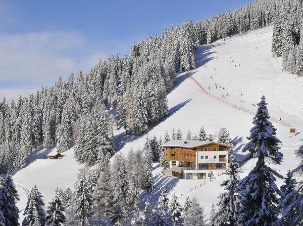 Winter Präsentationsbild Alpine Hotel Gran Fodá - Hotel 3 Sterne