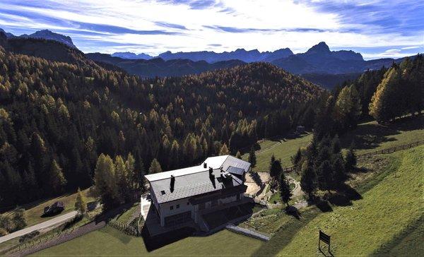Sommer Präsentationsbild Alpine Hotel Gran Fodá - Hotel 3 Sterne