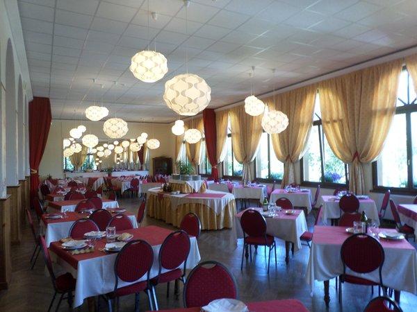 The restaurant Siusi allo Sciliar / Seis am Schlern Salegg