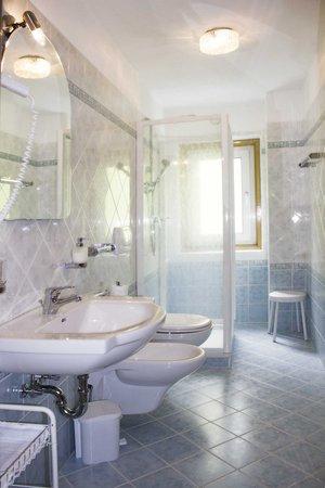 Foto del bagno Appartamenti Canins Paolo