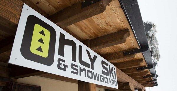 Foto esterno in inverno Only Ski & Snowboard