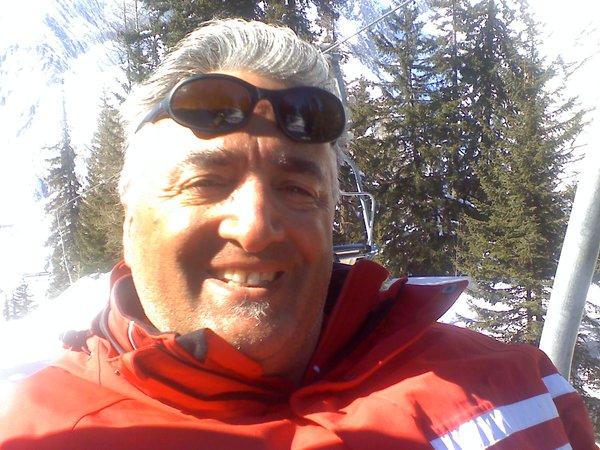 Claudio Piccioni - Maestro di sci  Courmayeur (Monte Bianco)