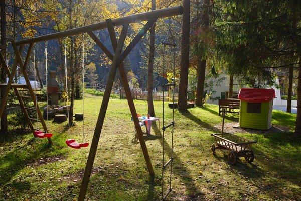 Foto del giardino San Vigilio