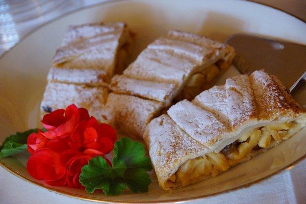 Ricette e proposte gourmet Ciasa Prades