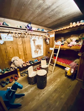 Photo of the room Mountain hut Lo Riondet