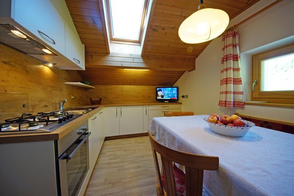 Photo of the kitchen Pic' Plan