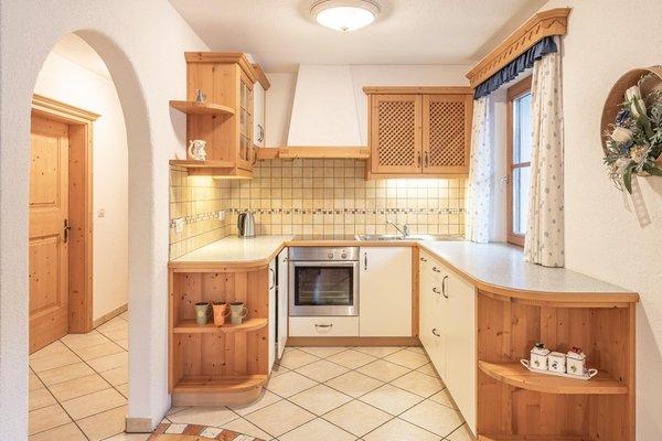 Foto della cucina Appartements Désirée