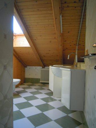 Foto del bagno Appartamenti Ciasa Larcionè Dolomites
