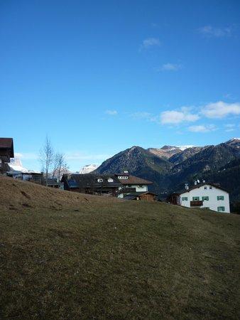 La posizione Appartamenti Ciasa Larcionè Dolomites Vigo di Fassa