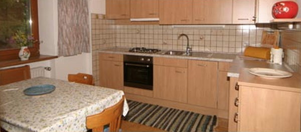 Foto della cucina Sole
