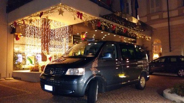 Foto di presentazione Noleggio con conducente Tirano Taxi