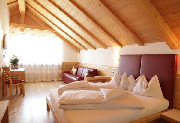 Photo of the room Mountain Hut-Hotel Pralongià