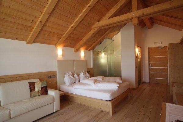 Foto vom Zimmer Hütten-Hotel Pralongià