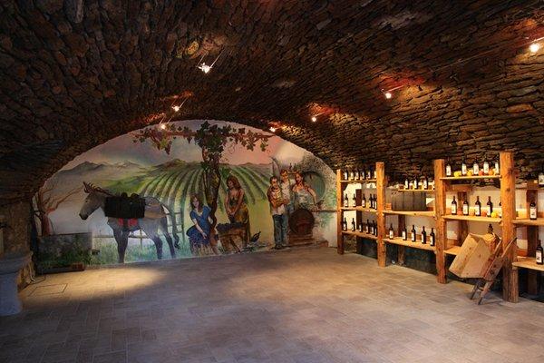 Azienda vinicola Crotta di Prado - Jovençan - Valle d'Aosta