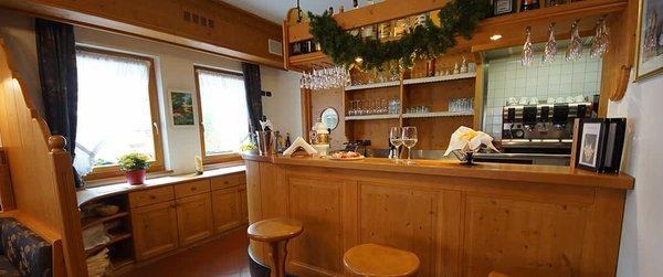 Foto von der Bar Residence Baita Antlia