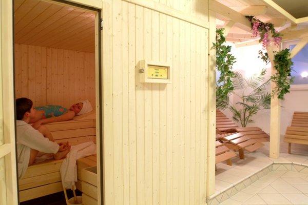 Foto der Sauna Arabba