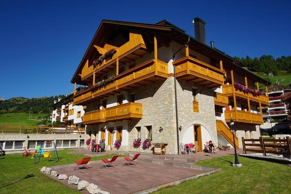 Sommer Präsentationsbild Baita Antlia - Residence 3 Sterne