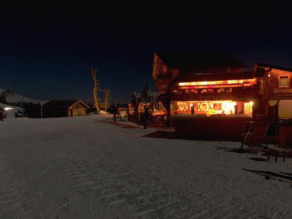 Foto esterno in inverno Las Vegas Lodge