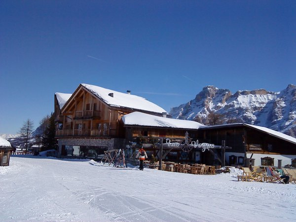 Foto invernale di presentazione Las Vegas Lodge - Rifugio con camere 2 soli