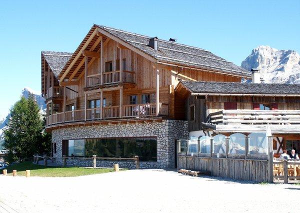 Foto estiva di presentazione Las Vegas Lodge - Rifugio con camere 2 soli