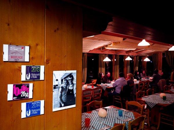 Il ristorante Corvara Col Alt