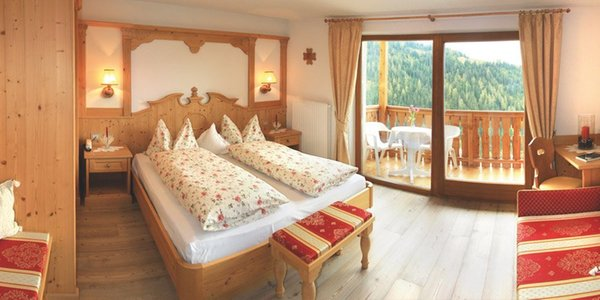 Foto vom Zimmer Hotel Alpenrose - Rosalpina