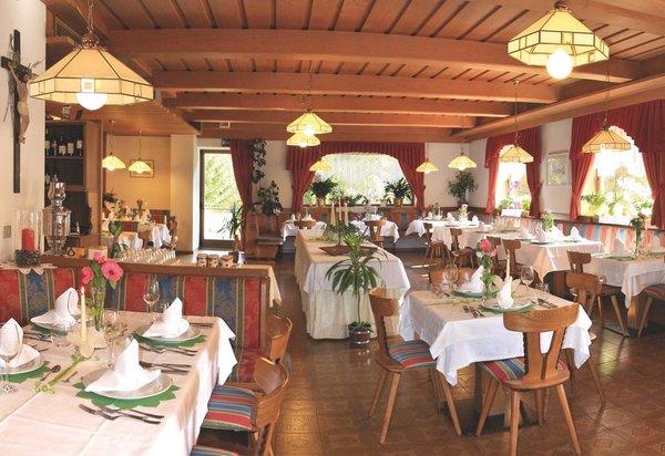 Das Restaurant La Val Alpenrose - Rosalpina