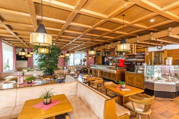 Il ristorante La Val Alpenrose - Rosalpina