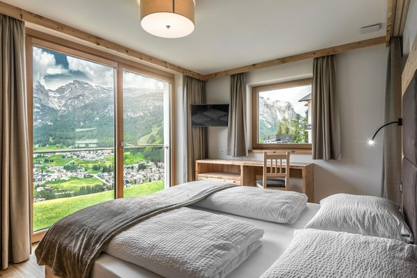 Foto vom Zimmer Ferienwohnungen auf dem Bauernhof Lüch de Tlara