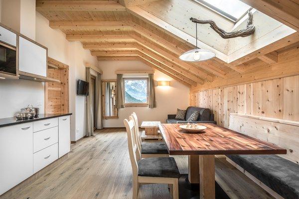Foto der Küche Lüch de Tlara