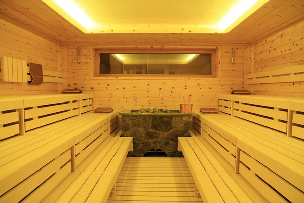 Photo of the sauna La Val