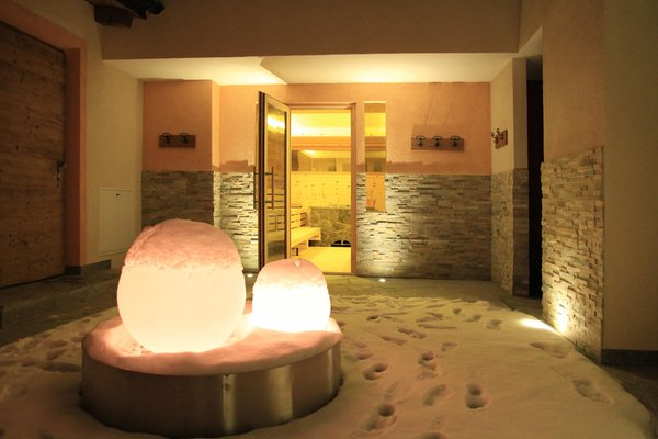 Photo of the wellness area Hotel Pider