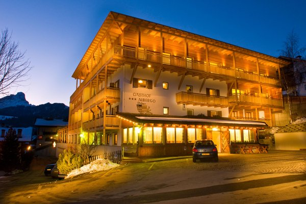 Foto invernale di presentazione Pider - Hotel 3 stelle sup.
