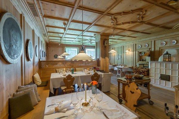 Presentation Photo Restaurant Stua da Legn