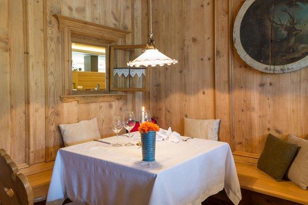 The restaurant Livigno Stua da Legn