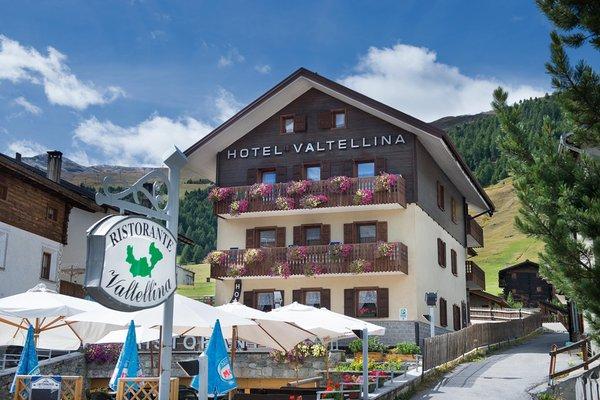 Summer presentation photo Restaurant Valtellina