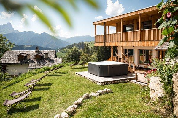 Sommer Präsentationsbild Hotel Ciurnadú